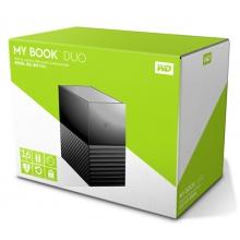 西部数据(WD) My Book Duo 16T 2盘位移动硬盘