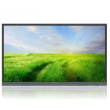 鸿合HD-I7580E超高清75英寸智能教育会议交互式平板白板触摸一体机含安装培训